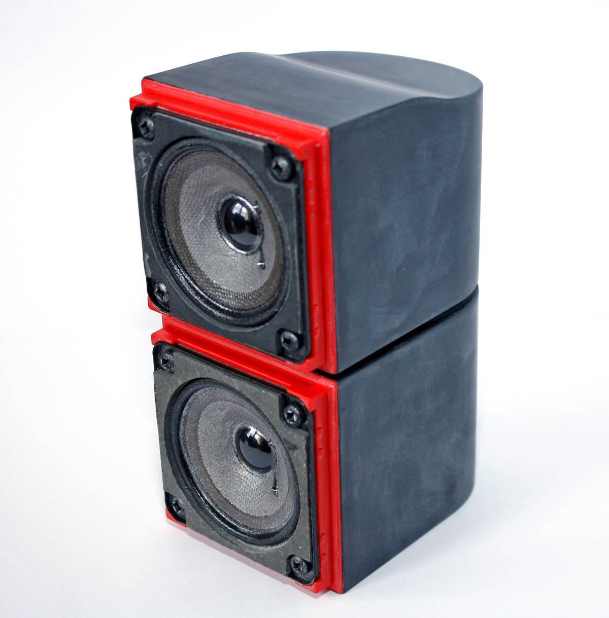 bose acoustimass cube redline doppelcube satellit lautsprecher speaker. Black Bedroom Furniture Sets. Home Design Ideas